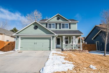 8355 Saint Helena Drive, Colorado Springs, CO 80920