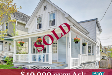 SOLD! on Shakespeare St Vanier ON