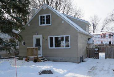 For Rent! 358 Jean Talon St. Ottawa ON K1L 6T9