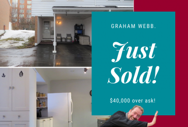 SOLD! 40K Over Ask! Townhouse in Bells Corners, ON