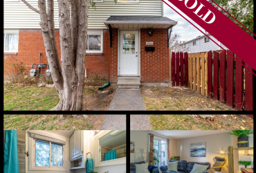 SOLD! Townhouse Condo in Heron Gate Ottawa ON