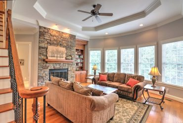 105 Tarkington Ct Morrisville, NC 27560 – Stunning 6 Bedroom Luxury Executive Home with Walk-out Basement
