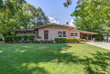 1617 E Martin St – Fully Updated Battery Heights Home!