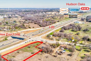 Hard Corner Interstate Frontage At I20 & New East Loop Ground Lease