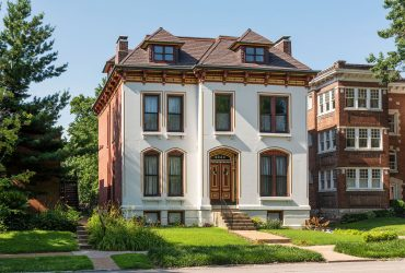 Historic Home in Lafayette Square