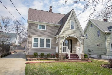 Just Listed! 1745 11th Street; Cuyahoga Falls, OH 44221