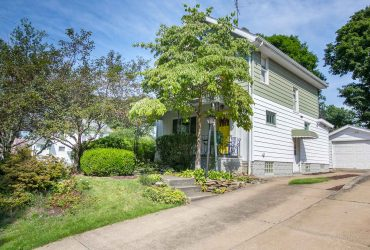 Just Listed! 289 East Ford Ave. Barberton, OH 44203