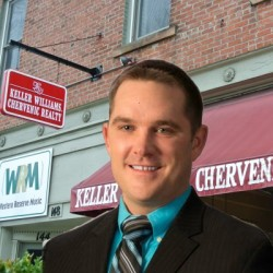 Chris Finley at Keller Williams Chervenic Realty