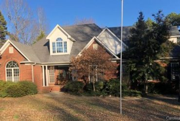 Coming Soon: 1109 Legacy Lake Drive, Monroe NC 28110