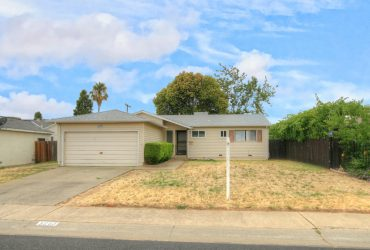 3003 Swansea Way, Rancho Cordova, CA 95670 – Sold!