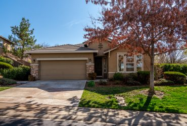4539 Cartina Way, El Dorado Hills, CA 95762 – Pending!!