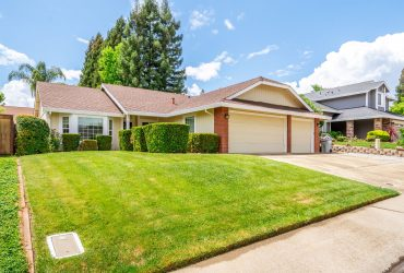 102 Rhoades Way, Folsom, CA 95630 – Sold!!