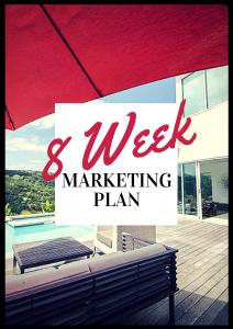 8 week marketing plan