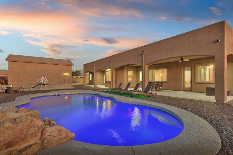 812 W Desert Ranch, Phoenix pool 3