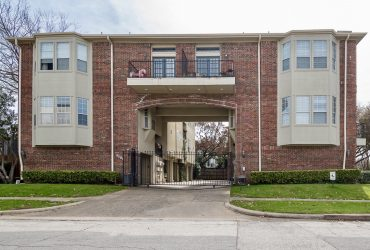 4106  Newton Ave #109 Dallas, TX 75219