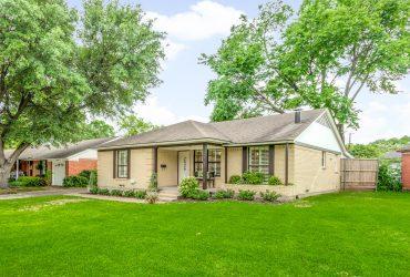 Charming Home near White Rock Lake – Dallas