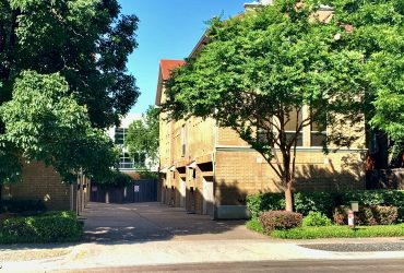 Spotless Town Home Style Condo in Oak Lawn!