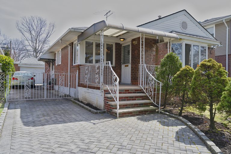 Exterior of 53-31 199th St Fresh Meadows