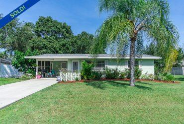 861 E Seminole Drive, Venice, FL 34285