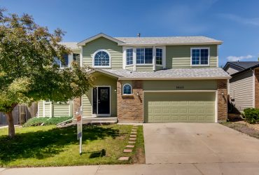 Fantastic 4 Bedroom 3 Bathroom Home Backing to Open Space, Park, & Elementary School.