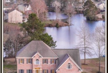 Custom Built Waterfront Home in Wellington Estates- 8415 Attleborough Way