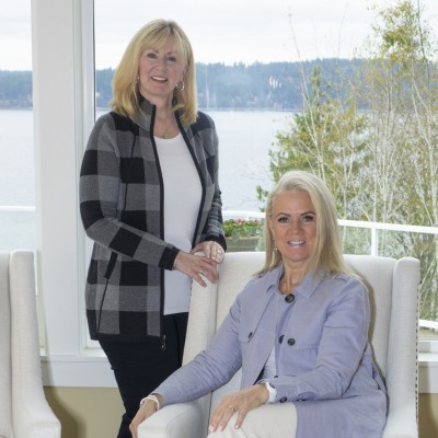 Kathy Swenson & Linda Watermeyer - Infinity Real Estate