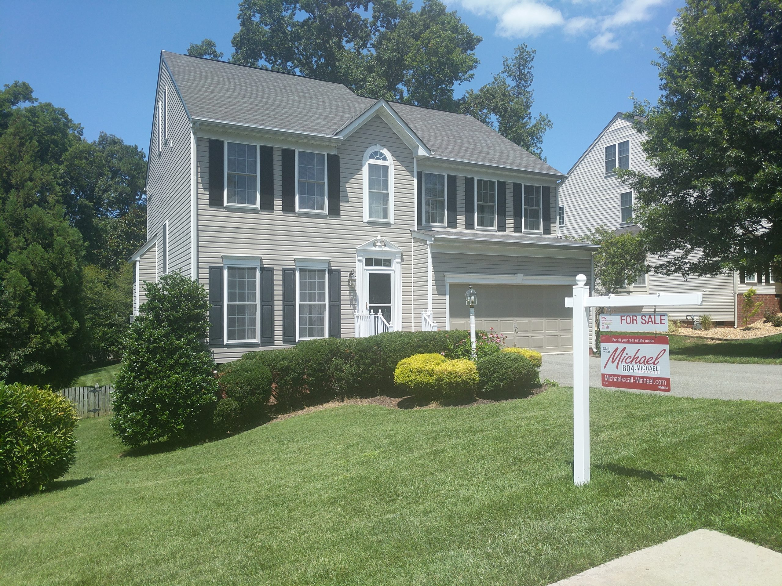 Home in Mechanicsville at 6420 Midday Lane, Mechanicsville, VA 23111