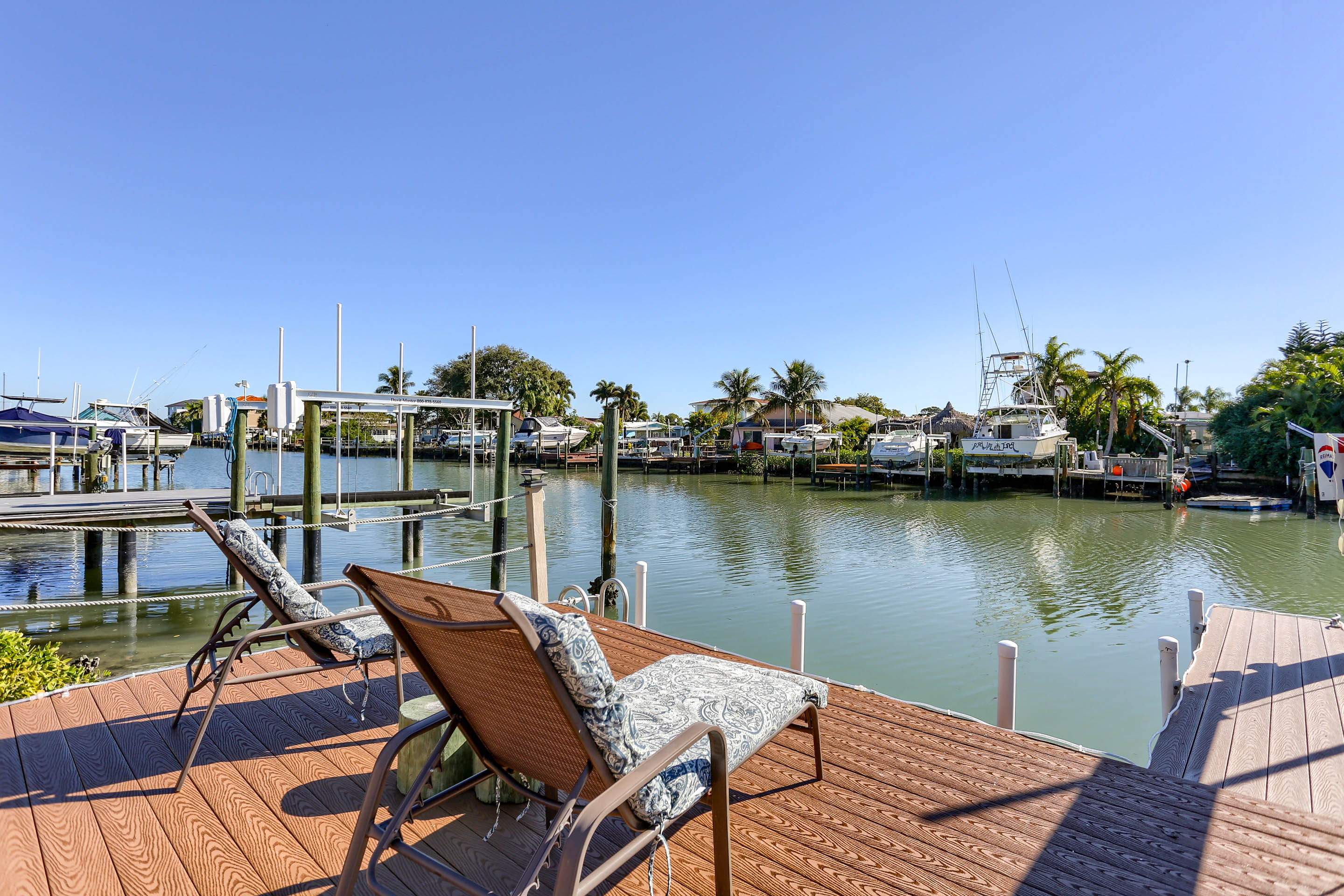 The Florida Lifestyle in Madeira Beach!