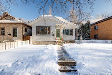 826 AVENUE C NORTH, Saskatoon, SK