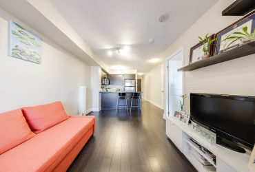 LEASED IN A WEEK – Contemporary 1 Bedroom Condo next to Sheppard W Subway