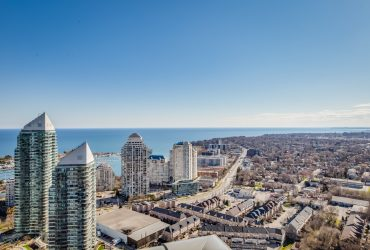 SOLD for 98% of Asking Price! Two Bedroom Corner Condo in Mimico