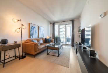 SOLD! This Modern 1 Bedroom Condo at Park Lawn & Lake Shore has been Sold!