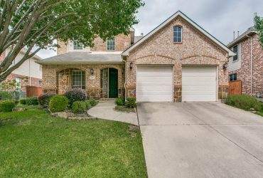 6817 Lake Meadow Lane Sachse Tx 75048