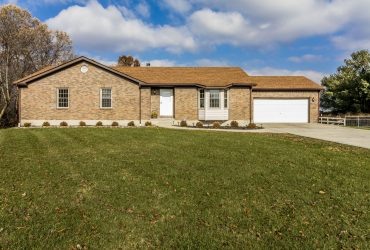 13868 Fancher Road, Johnstown, OH 43031 – Tons of Square Footage in The Country with Acreage
