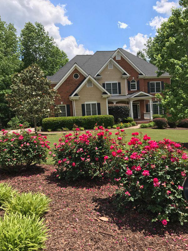 Professionally Landscaped Home