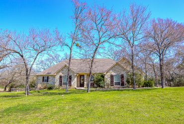 Sold – 9144 King Oaks Drive, Iola, TX 77861 – King Oaks Subdivision