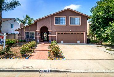 1236 E Dore Street, West Covina, CA 91792