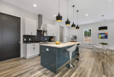 4203 Clawson Rd. #1    Open and Spacious   New House in 78704