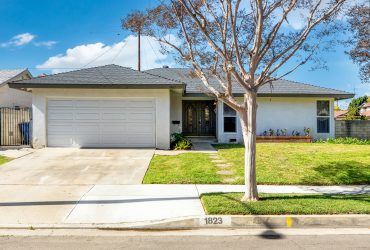 Lovely Home in Desirable San Gabriel Valley