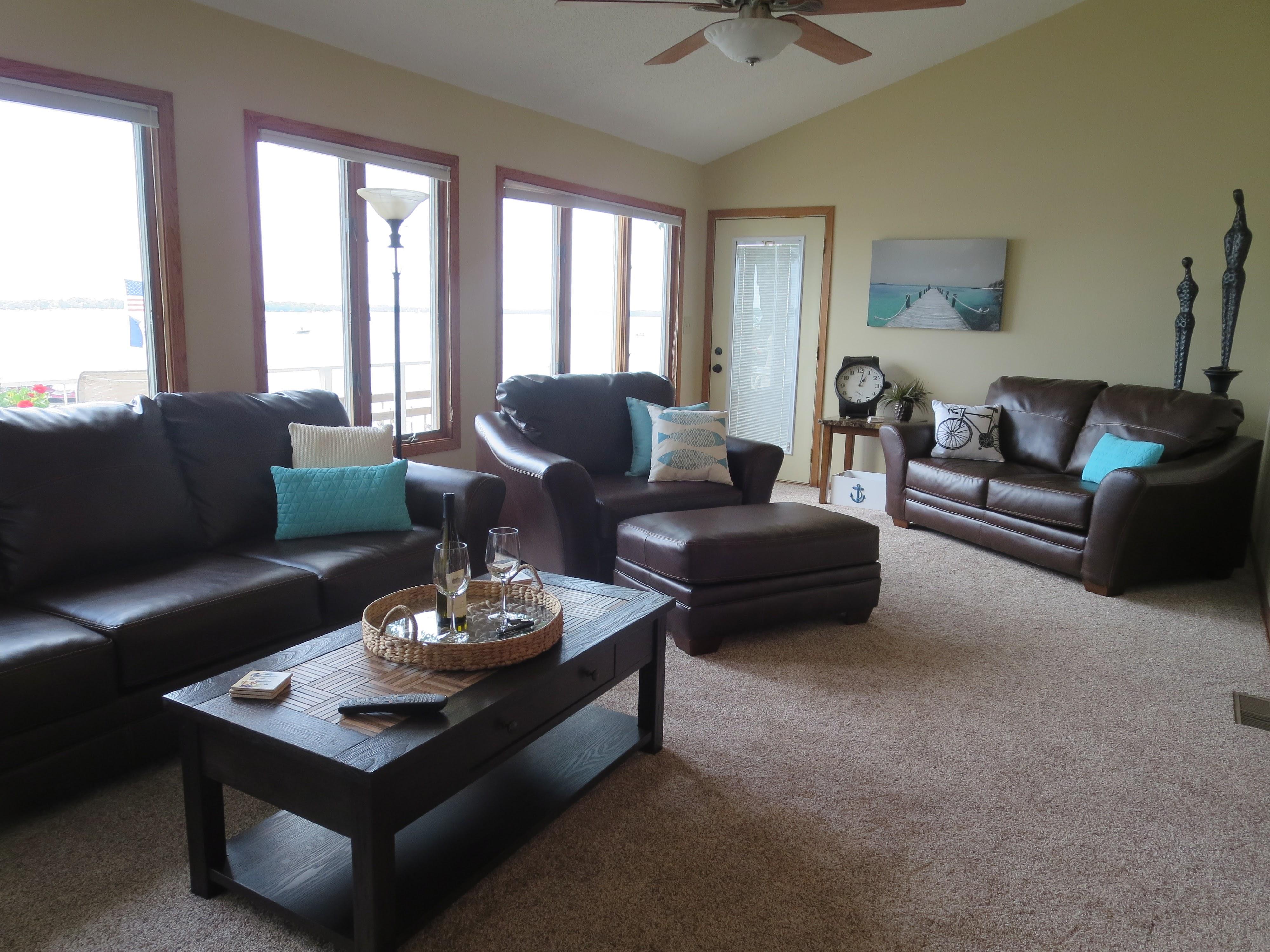 Lake home for Sale in Clear Lake Iowa