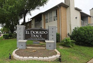 RENTAL in Webster, Tx – 260 El Dorado Blvd, #1806