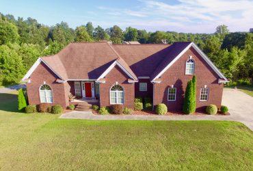 All Brick Ranch + Bonus Room in Mooresville.