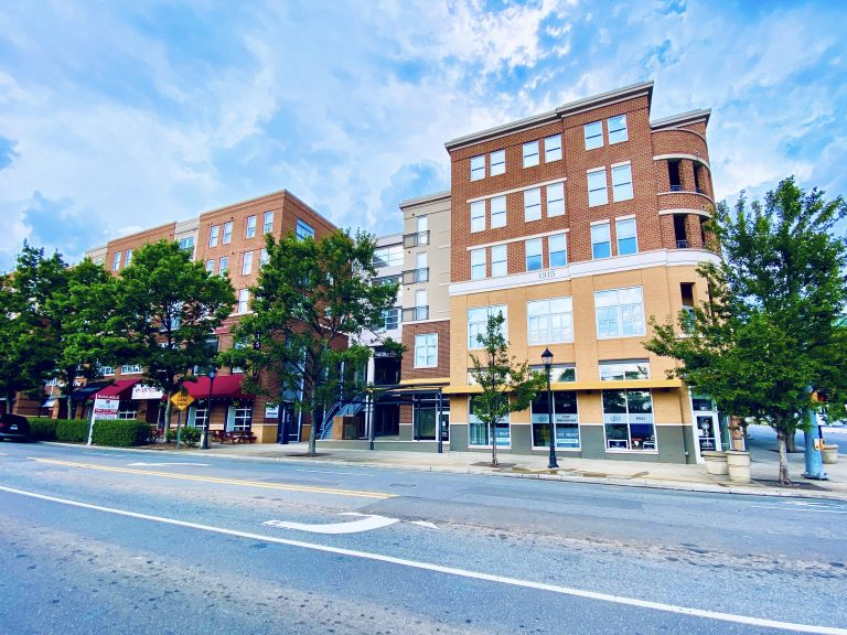 1315 East Blvd #519 Charlotte NC 28203 Dilworth Front Elevation