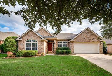 5136 Shell Creek Drive, Fort Worth, TX 76137