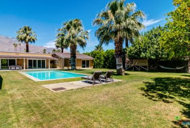 460 N. Sunset Way Palm Springs, CA   SOLD!  