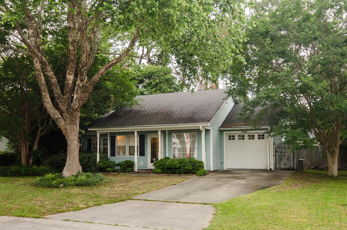 4713 Weybridge Lane Wilmington, NC 28409