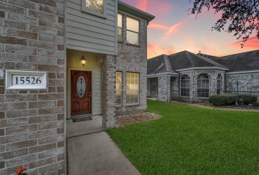 HOME SALE: 15526 Fir Woods Ln, Cypress, TX 77429