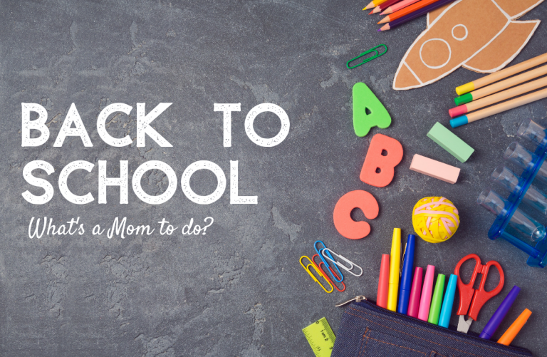 Blog- back to school
