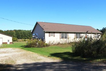 SOLD! Country Home with Pole Barn on 2.34 Acres