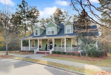 Classic Lowcountry home in premier Ponds location